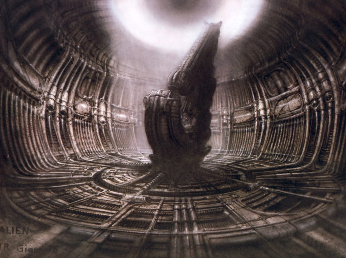 HR Giger Tribute 5