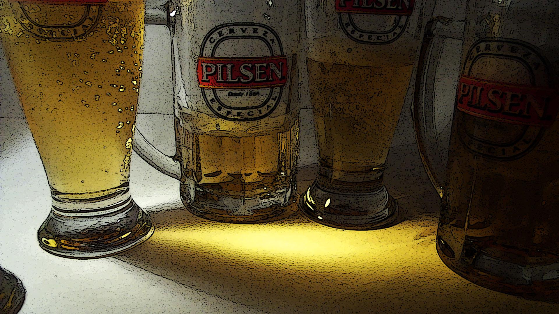 Glasses of Poison
