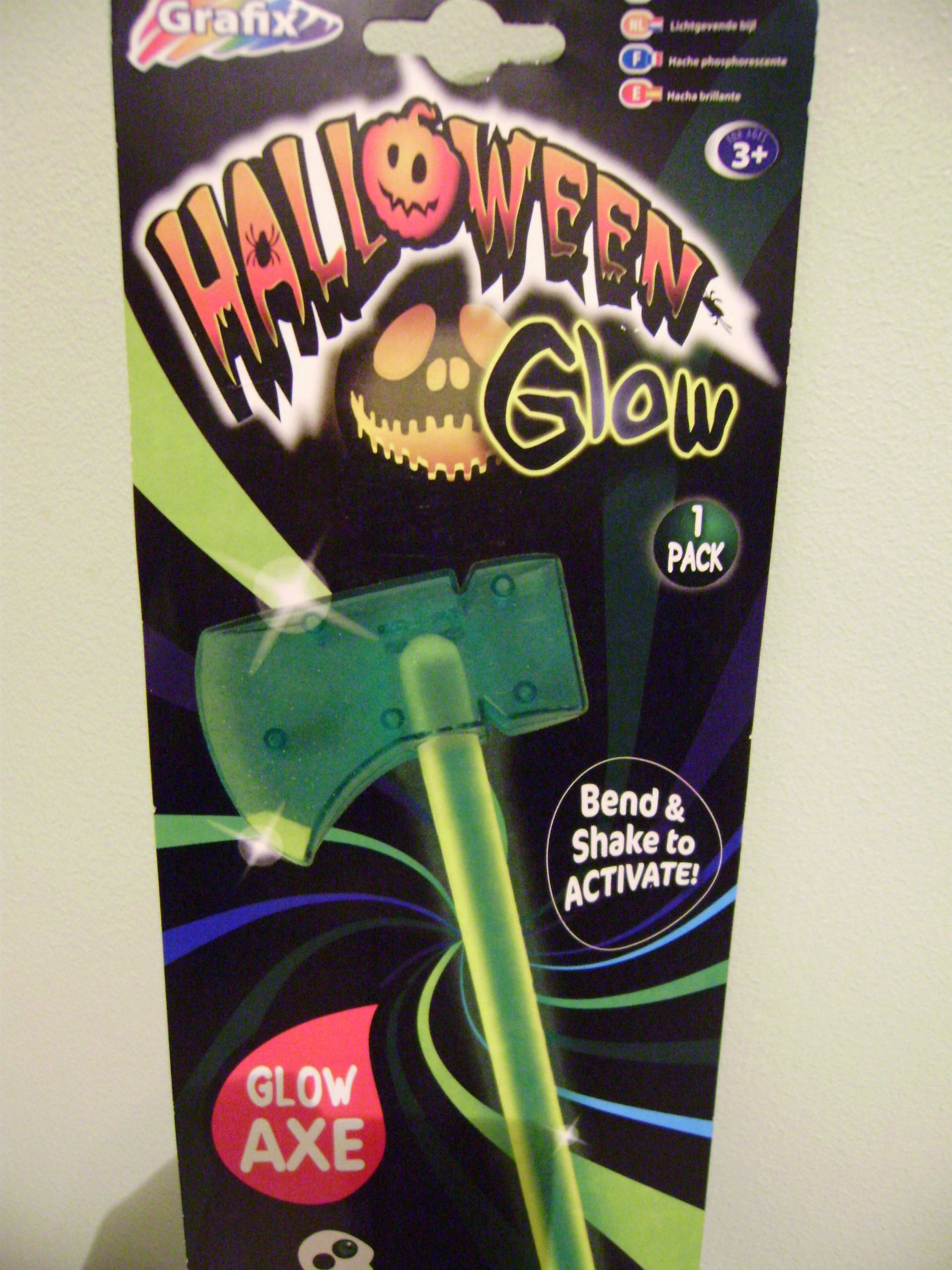 Glow Axe Review