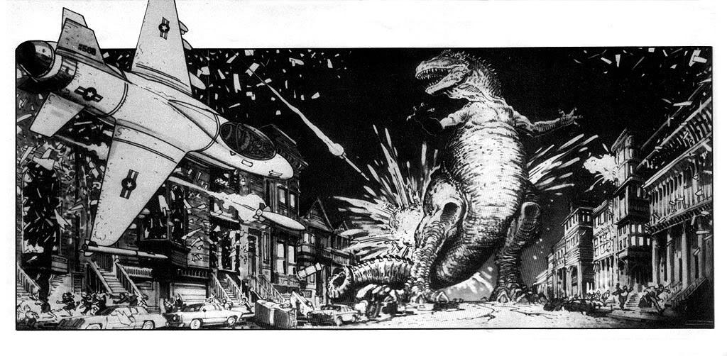 Godzilla Steve Miner
