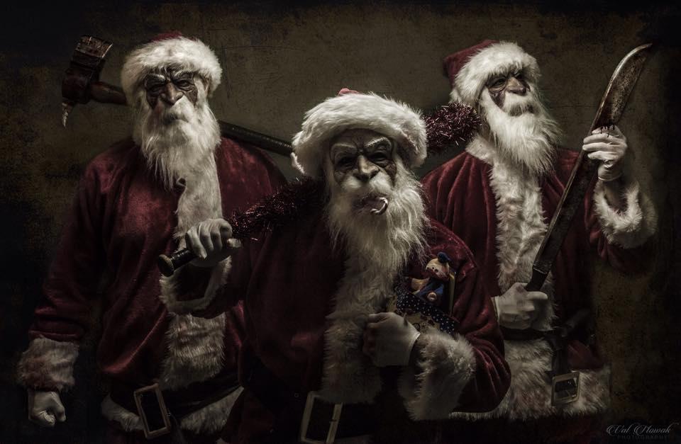 Good Tidings Santa