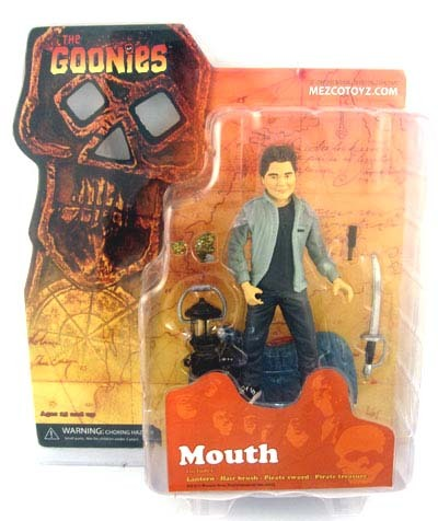 Goonies mouth