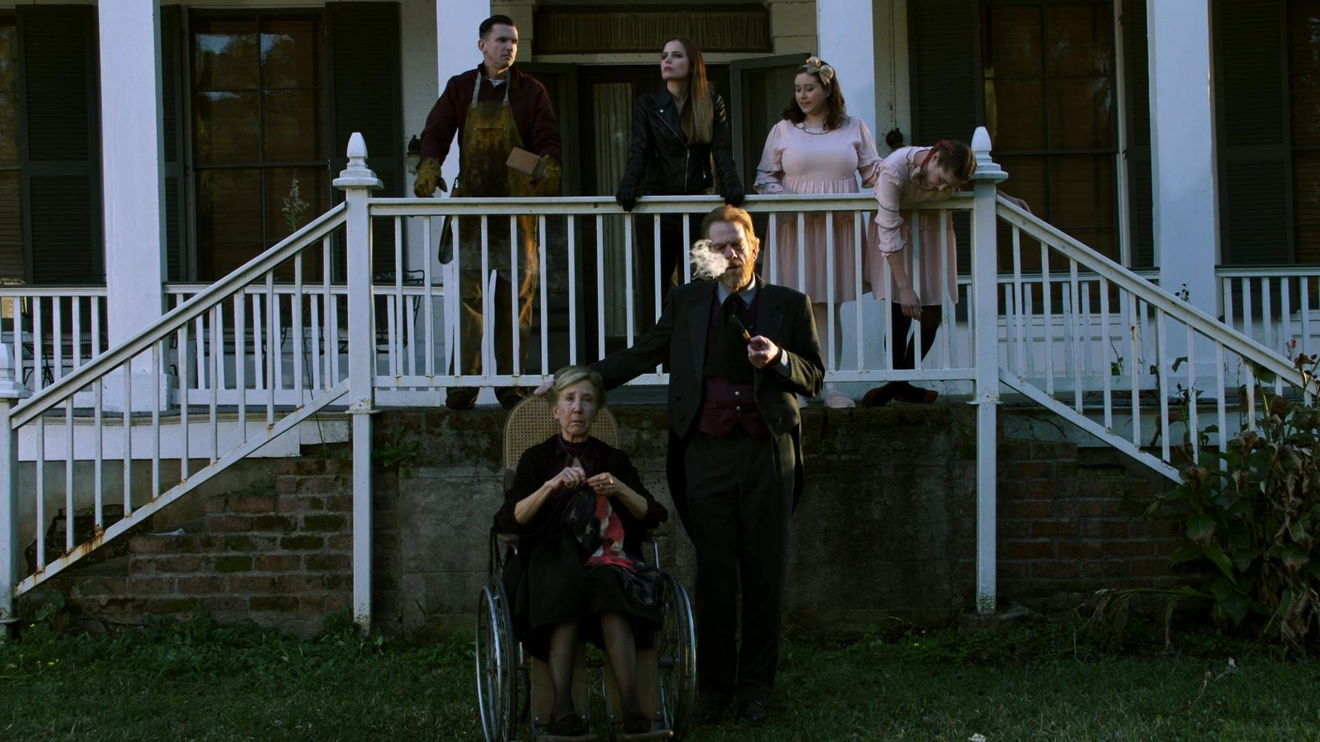 Gothic Harvest Family
