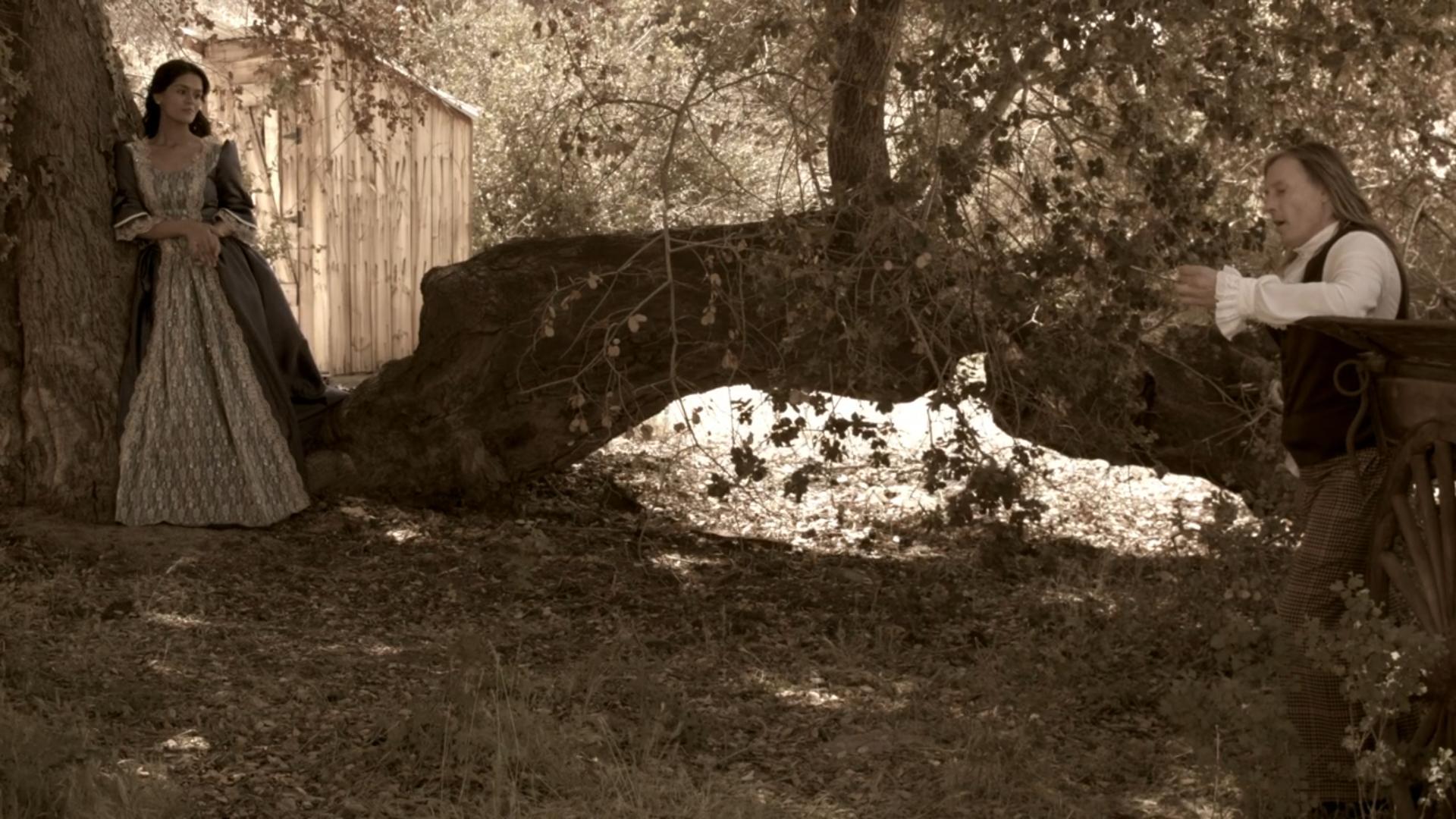 Gothic Harvest Flashback