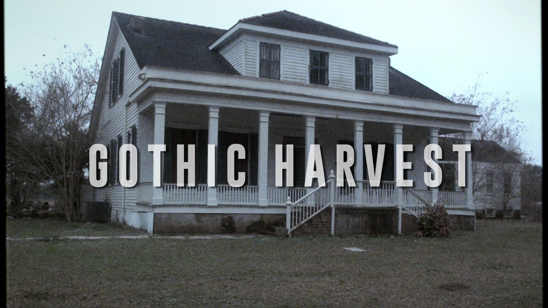 Gothic Harvest Title
