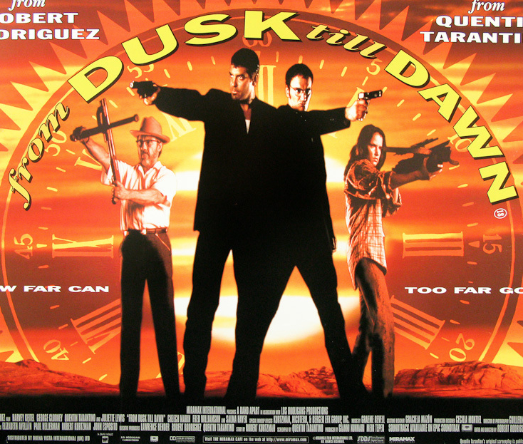 Graham Humphreys From Dusk Till Dawn Poster