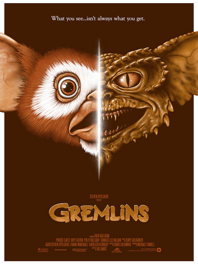 Alternative Art List : Gremlins Adam Rabalais