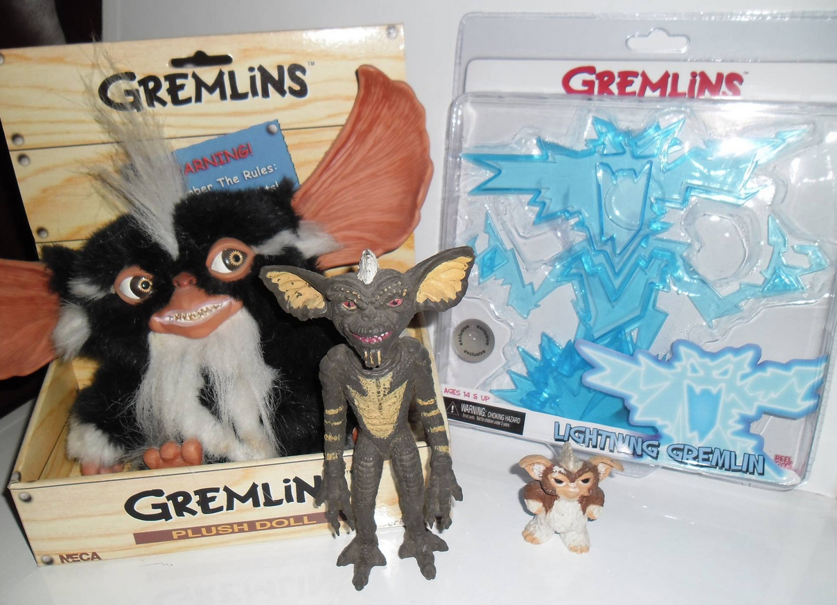 Gremlins Toys.