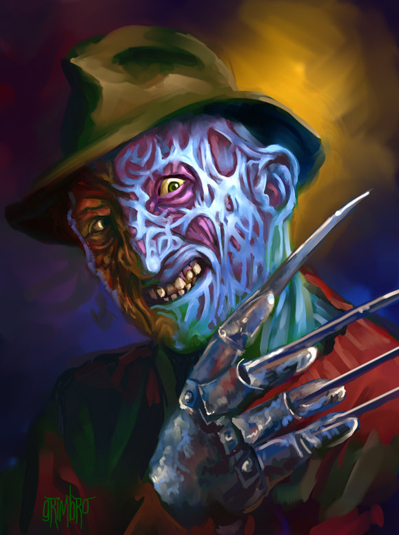 Grimbro Freddy Krueger