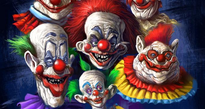 Grimbro Killer Klowns