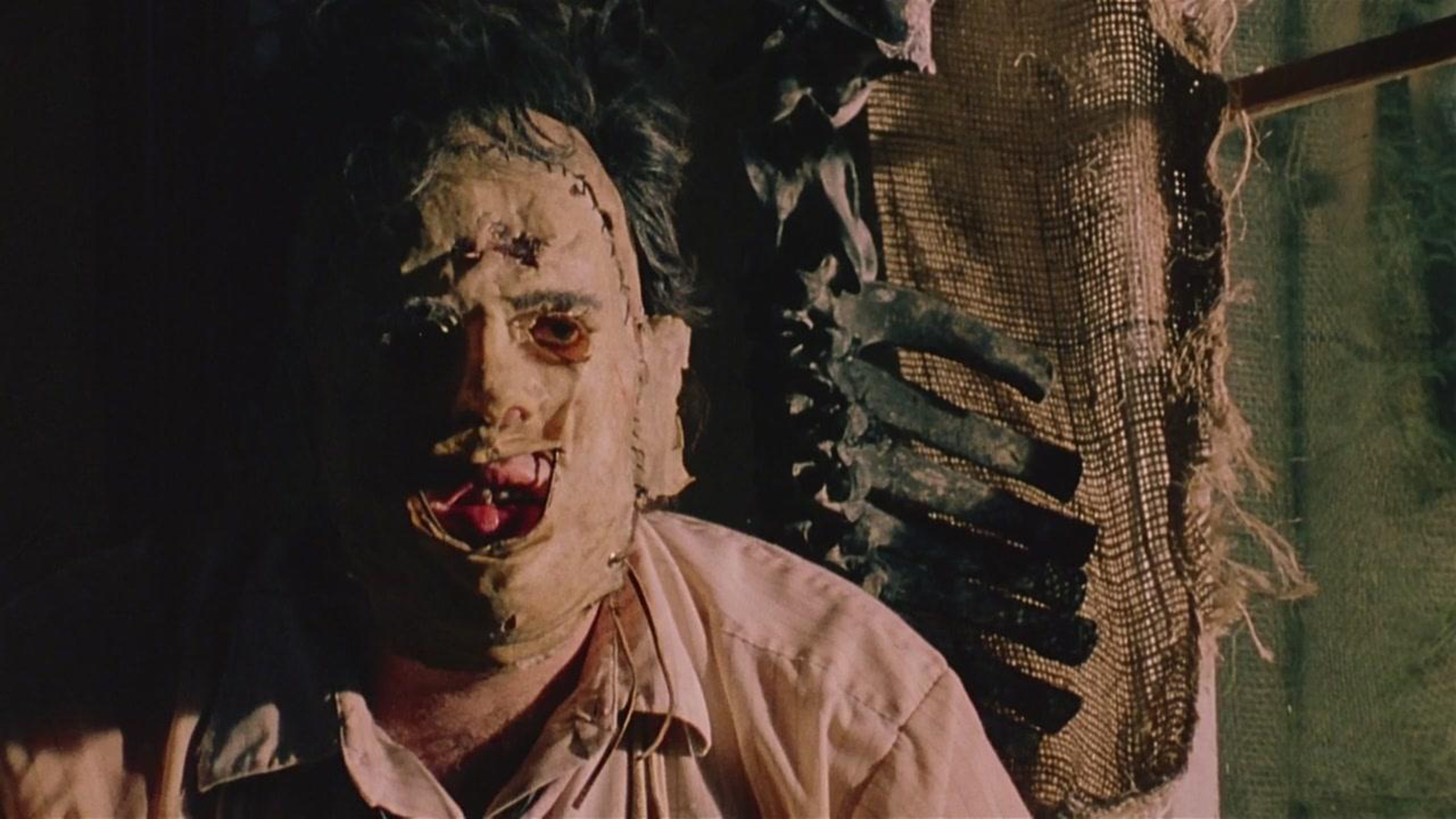 Gunnar Hansen leatherface