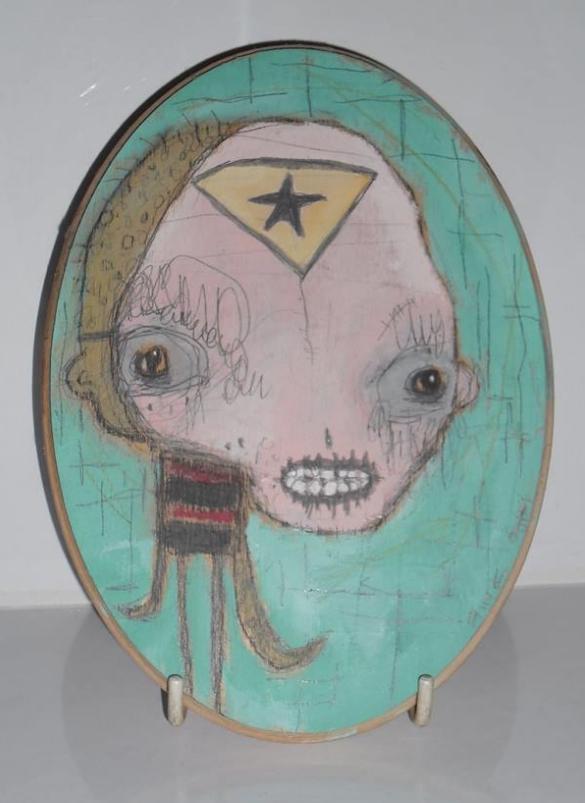 Gus Fink Art.