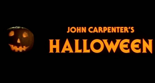 as iconic as any imagery in the actual film halloweens opening title sequence was simple and utterly effective comprised of little more than a glowing - Halloween Sequences