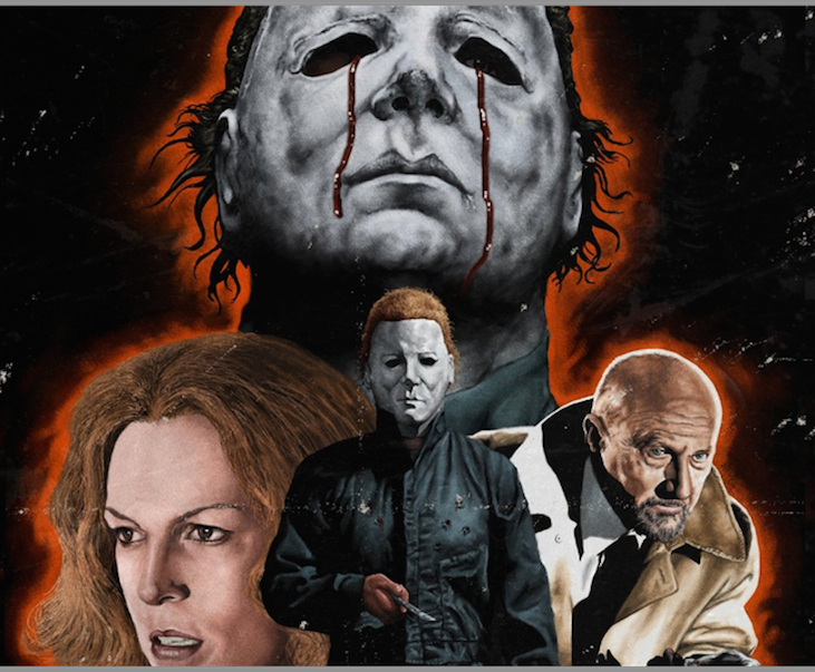 Halloween 2 Blu-ray Art