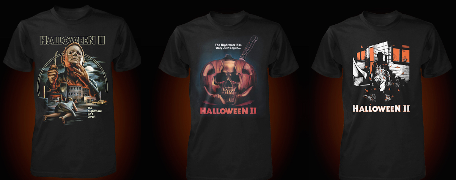 Halloween 2 T-Shirt Designs - Fright-Rags 1