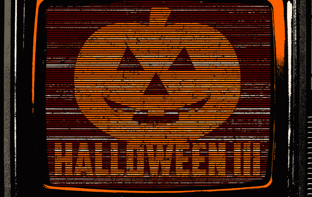 Halloween 3 Alternative Poster Art List. Halloween Love