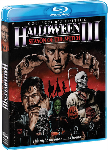 Halloween 3 Blu-ray Art