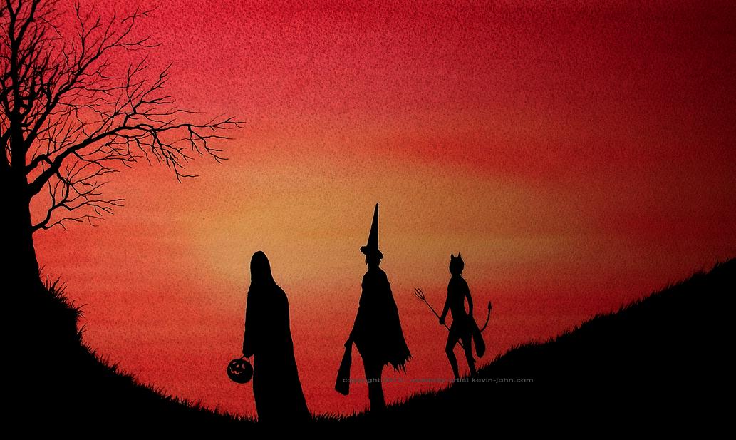 Poster Art : Halloween 3 Kevin-John