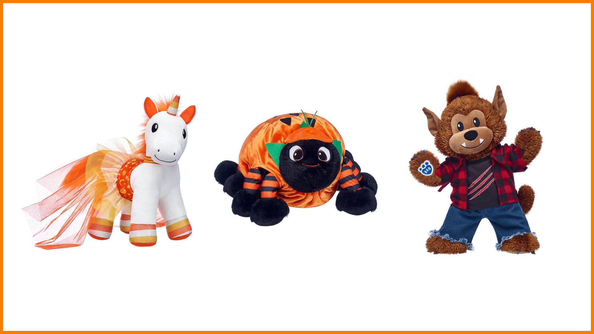 Halloween Build-A-Bear
