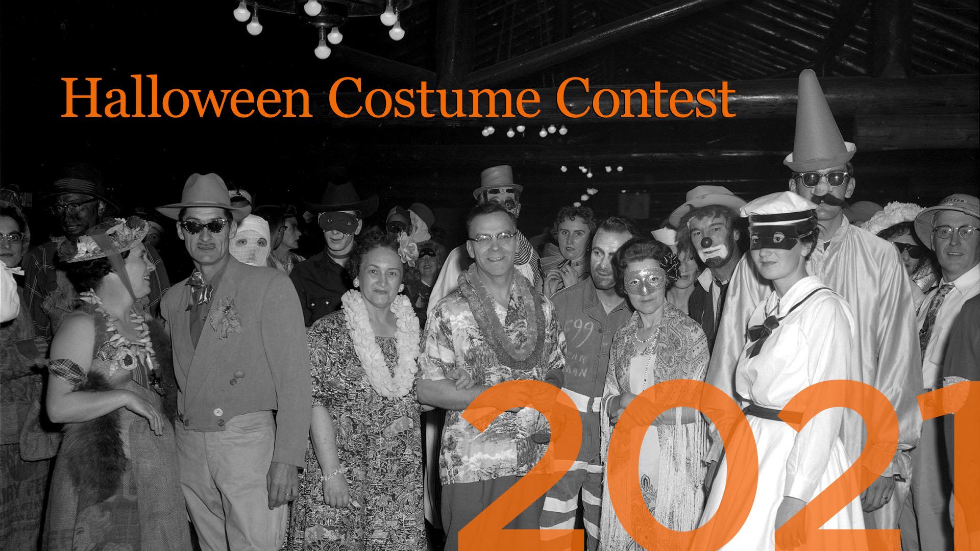 Halloween Costume Contest 2021