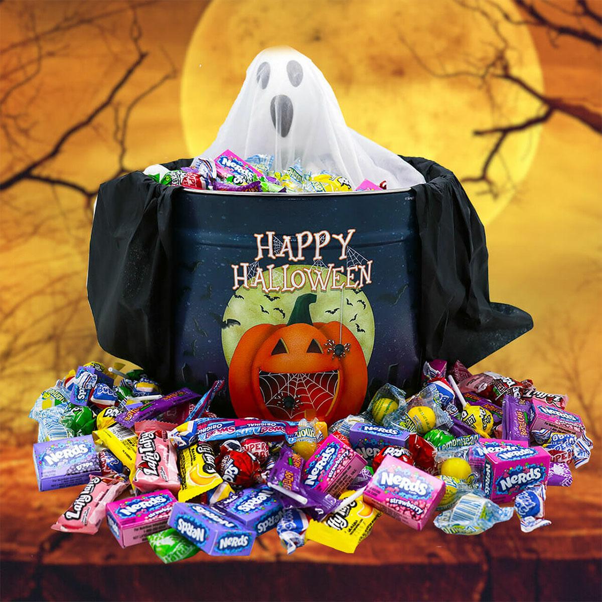 Halloween Gift Pail