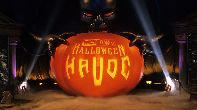 WCW Halloween Havoc: Ranking the Wrestling Event's Posters | Halloween Love