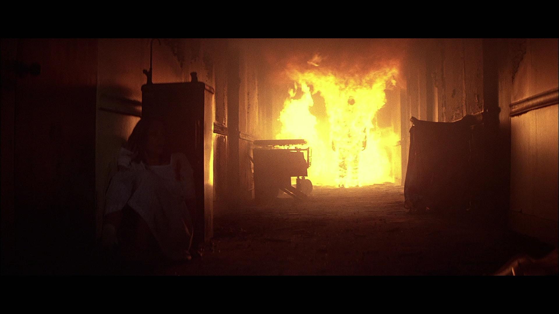Halloween II — Burning