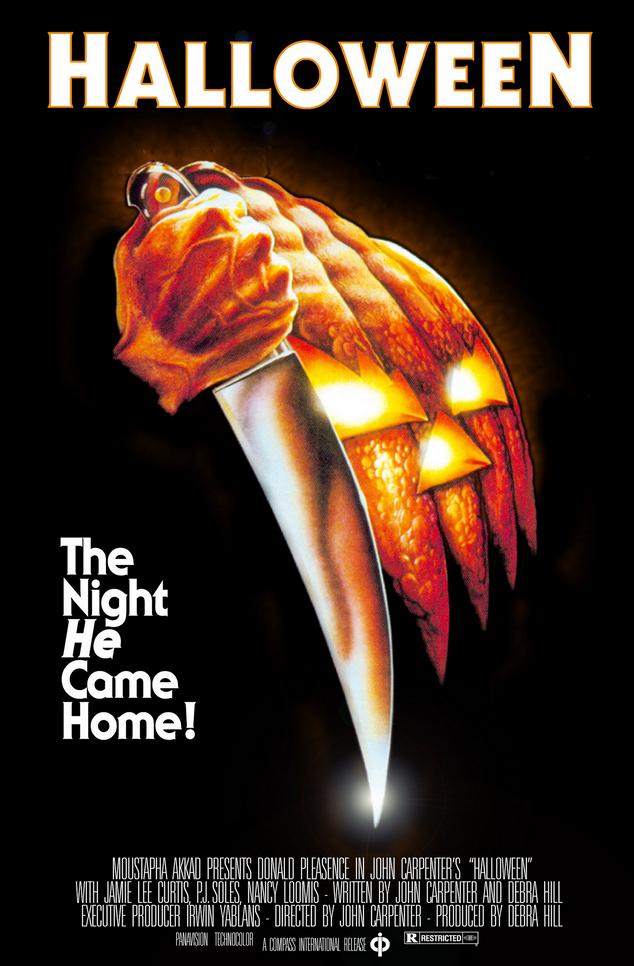 Halloween Movie Poster.