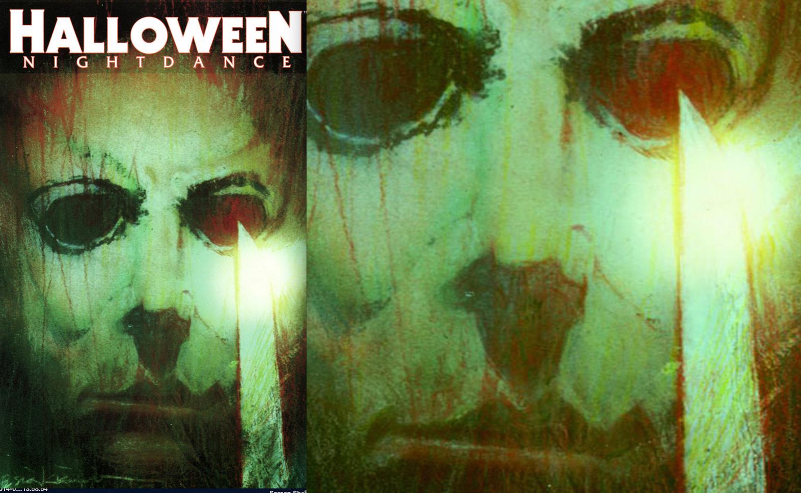 Halloween Nightdance 1 Cover Variant