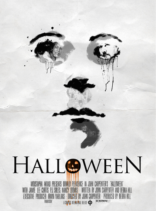 Alternative Poster Art : Halloween Matthew Therrien