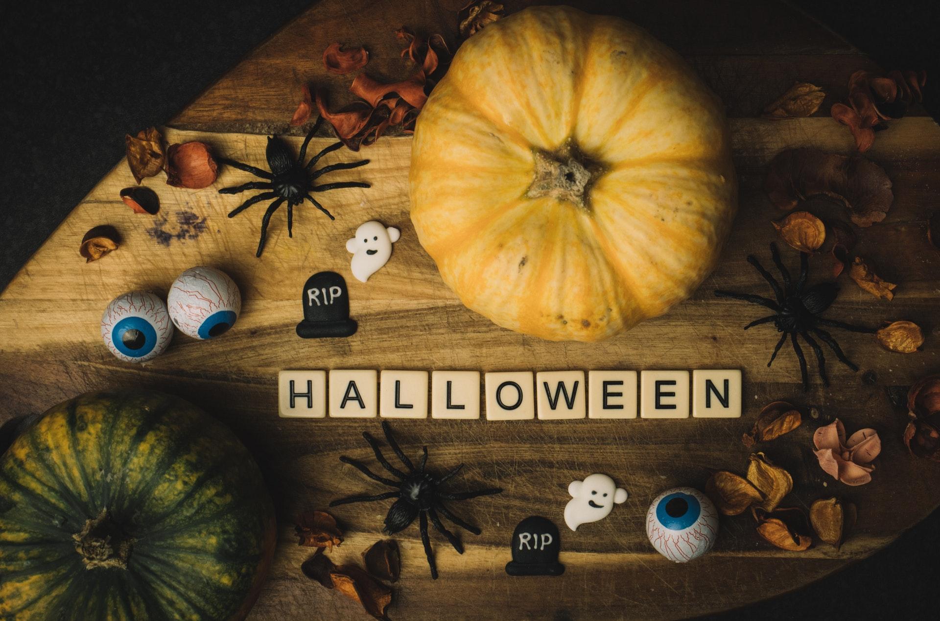 Halloween Scrabble