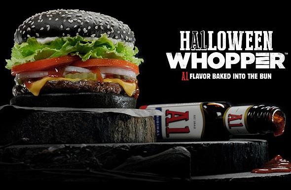 Halloween Whopper poop