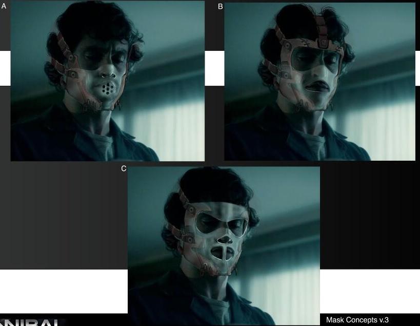 Hannibal Masks