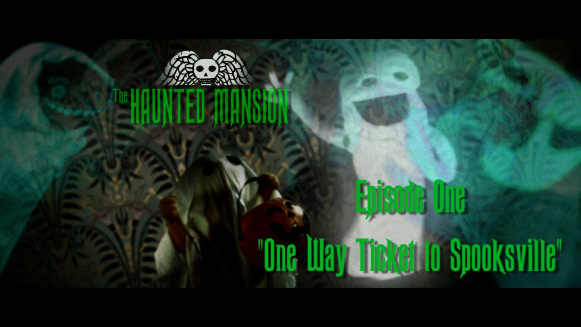 Haunted Mansion Episode 1