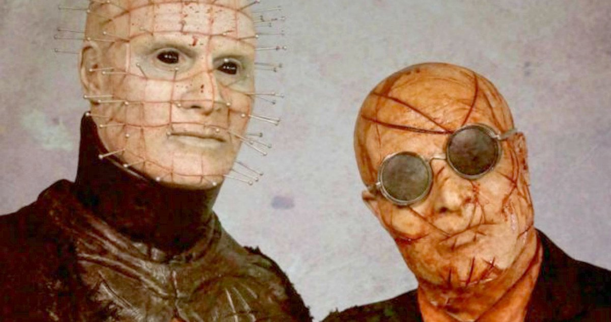 Hellraiser: Judgment - New Pinhead