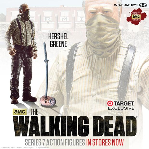 Hershel Greene toy