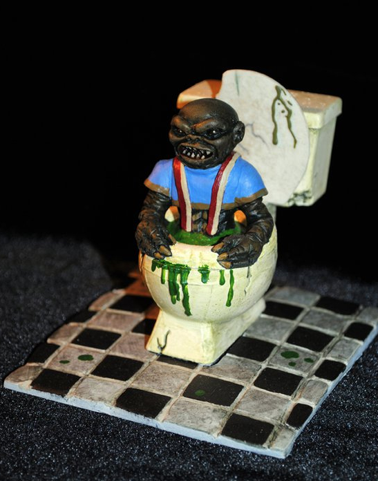 Homemade Horror Ghoulies