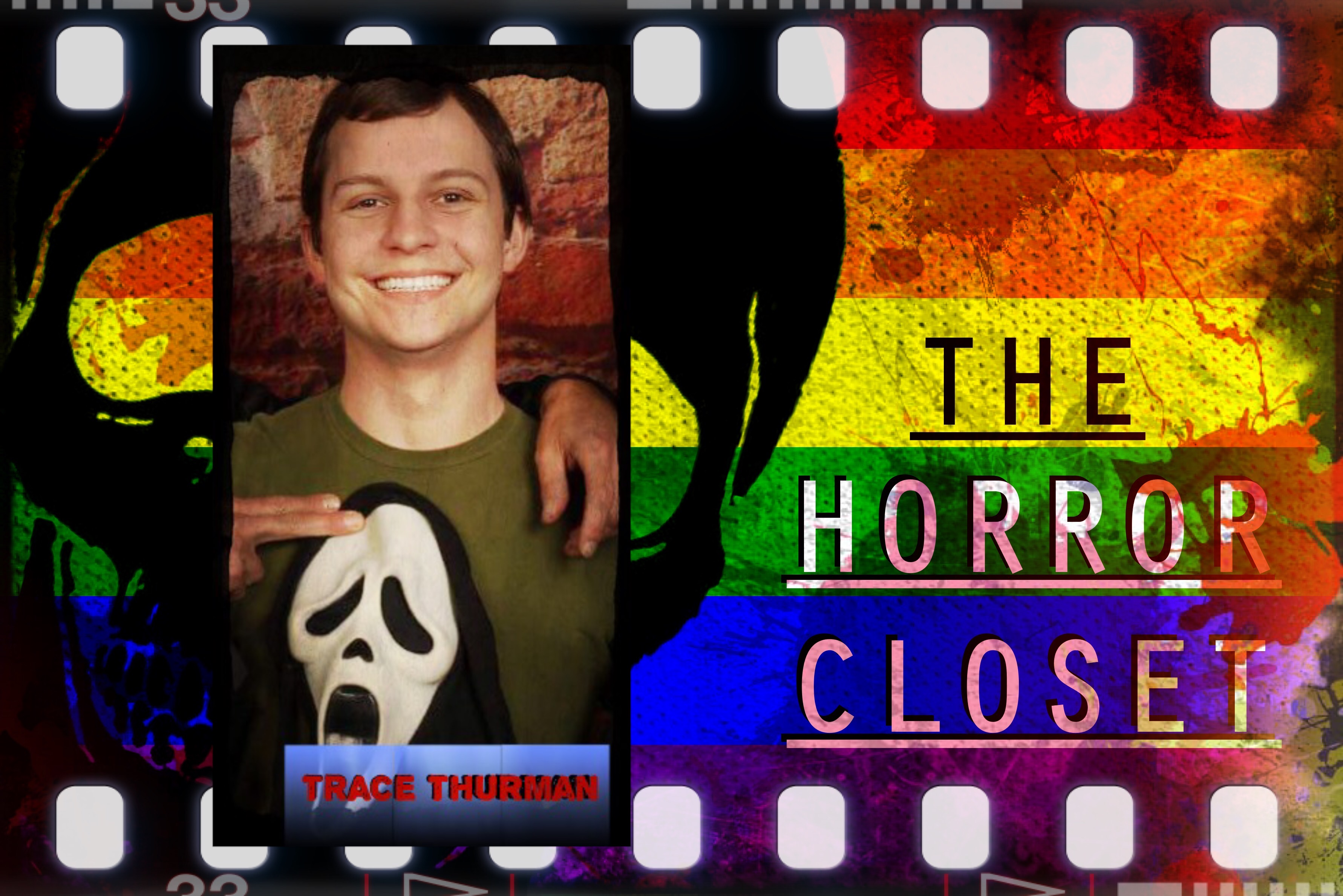 Horror Closet - Trace Banner