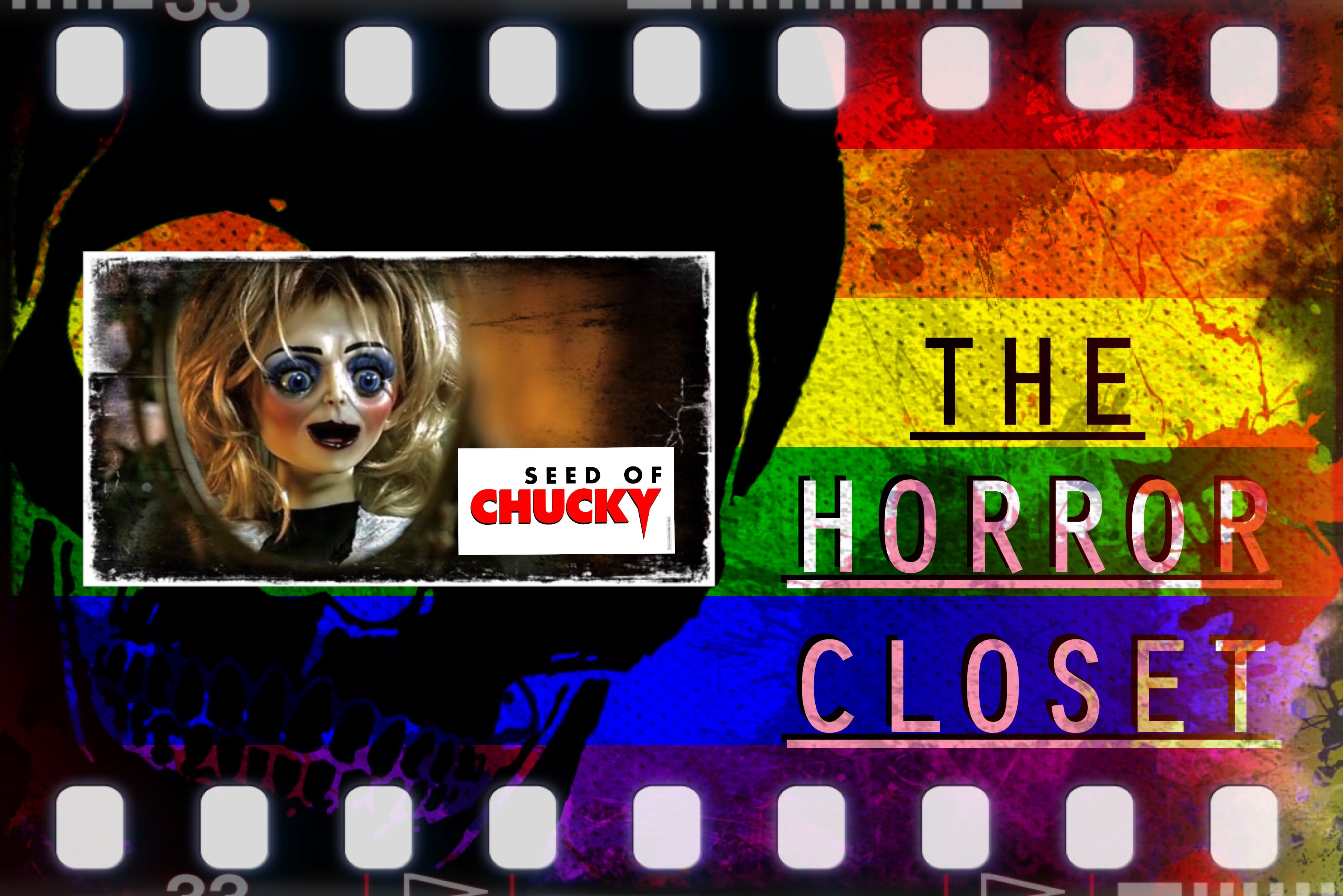 The Horror Closet - Seed of Chucky Banner