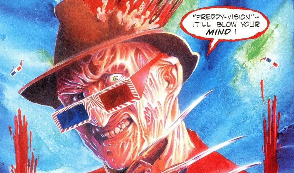 Horror Comic Cover Reviews