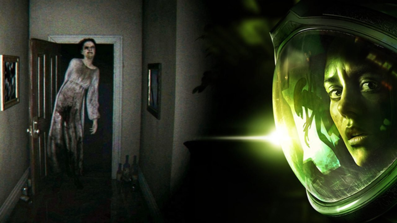 Horror Games to Play