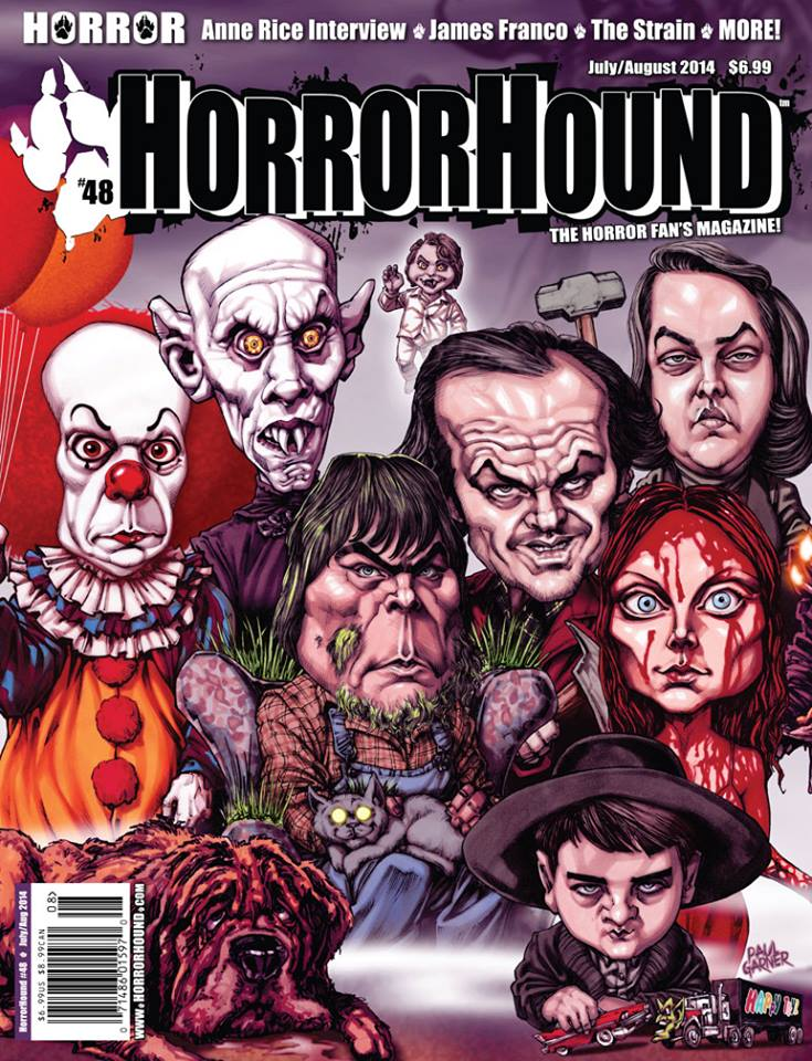 HorrorHound Magazine