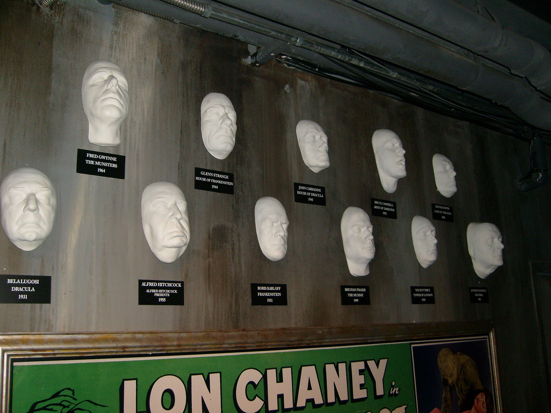 Horror Icon Facecasts