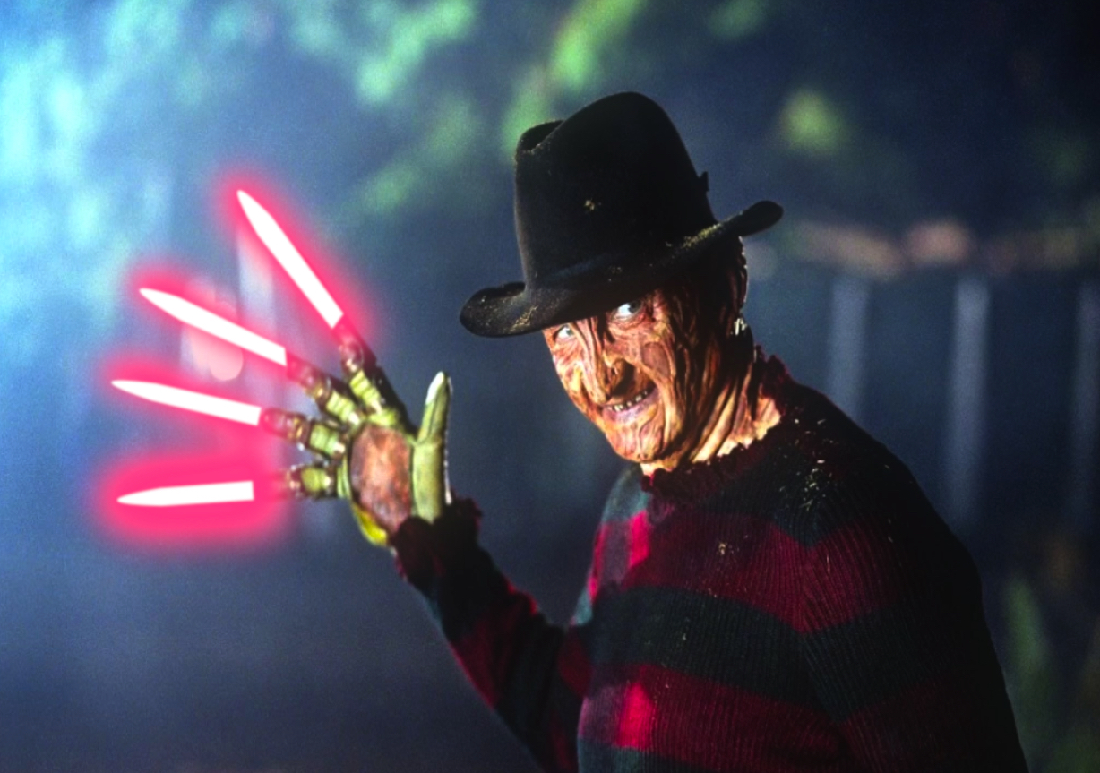 Horror Movies With Lightsabers - A Nightmare On Elm Street
