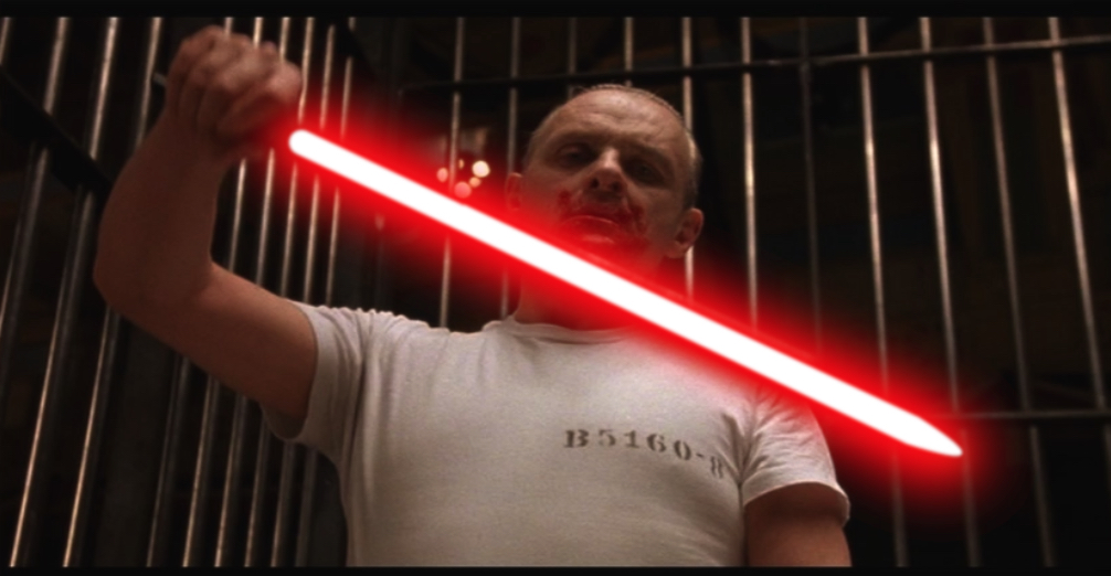 Horror Movies With Lightsabers - The Silence of the Lambs