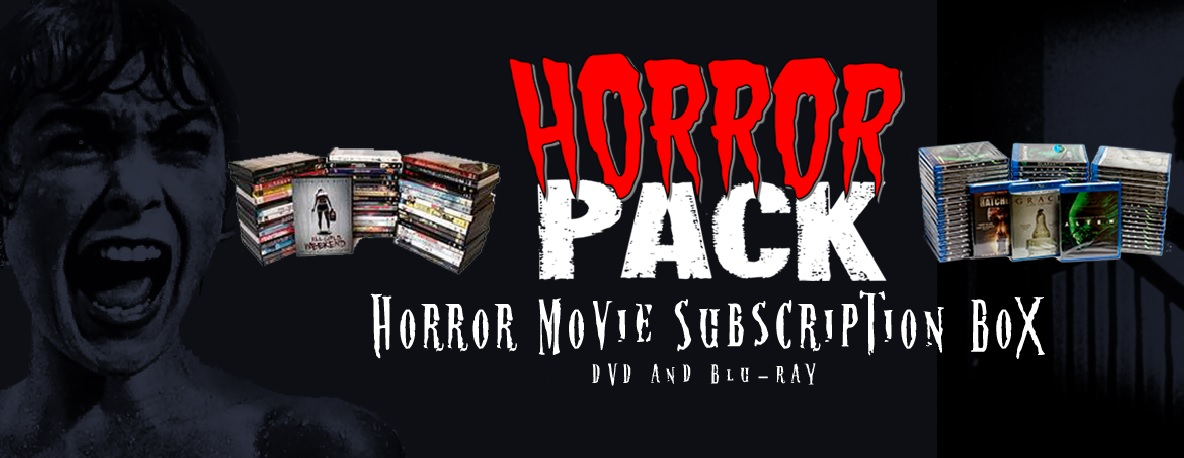 Horror Pack Unboxing