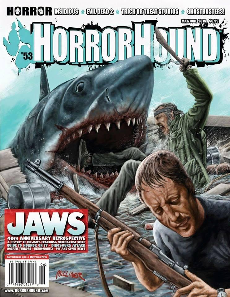 Jaws HorrorHound