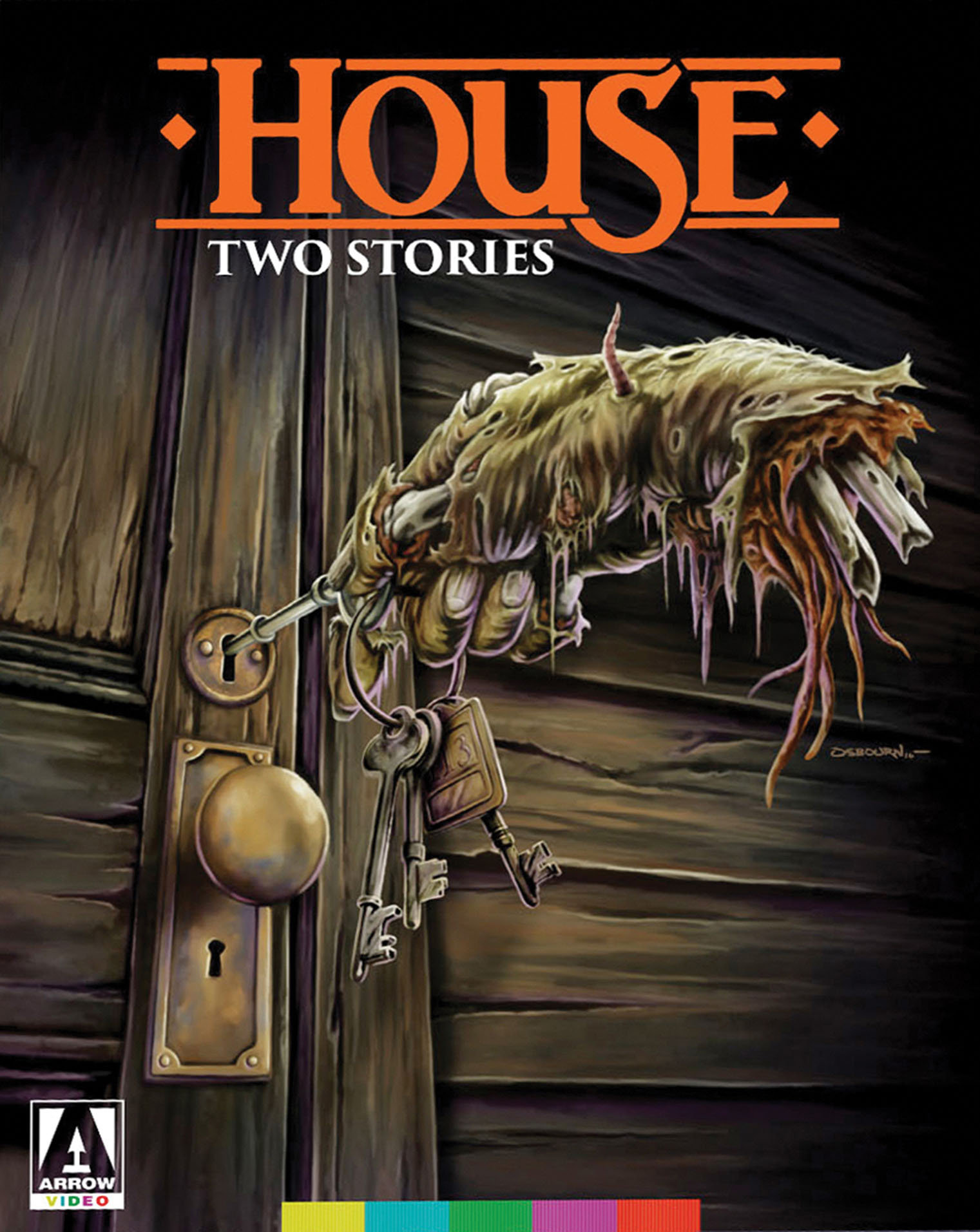 House — Blu-ray Cover