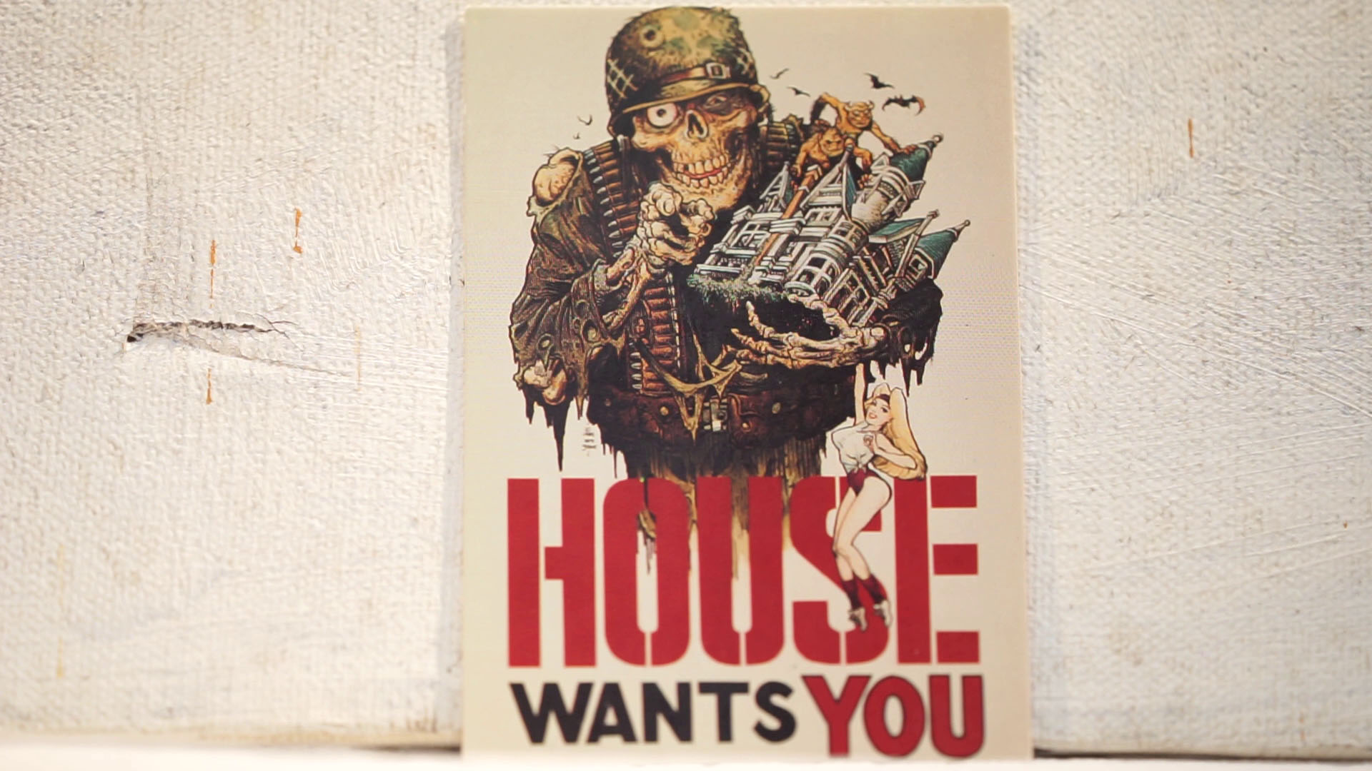 House Wants You!