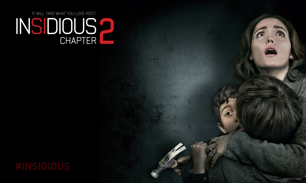 Revisiting Insidious Chapter 2 Crazy Mythology For The Win Halloween Love